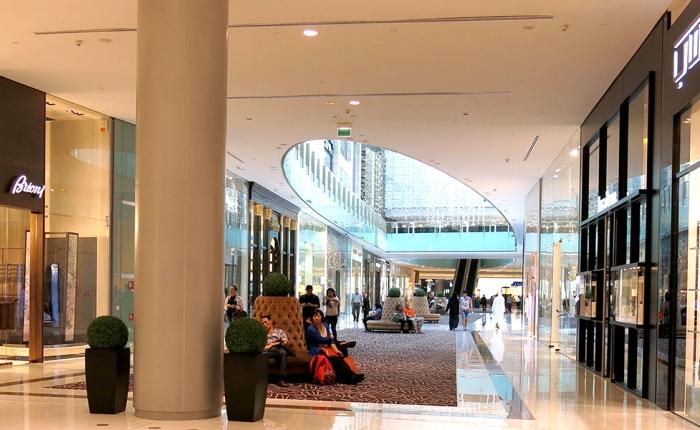 Mall of Scandinavia vs Malls of the MiddleEast