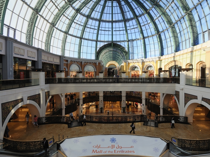 Mall of the Emirates, Dubai