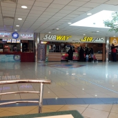 Sahara Mall food court